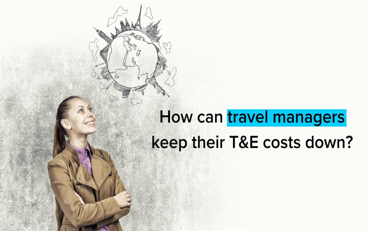 Travel industry, corporate travel managers