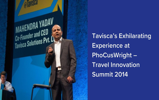 Phocuswright USA 2014, travel industry event