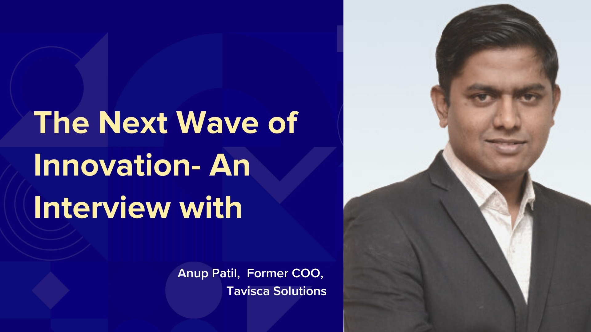 The Next Wave of Innovation