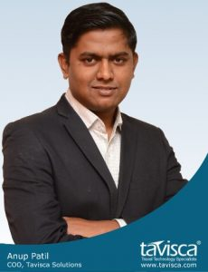 The Next Wave of Innovation- An Interview with Anup Patil, COO & Co-Founder, Tavisca Solutions