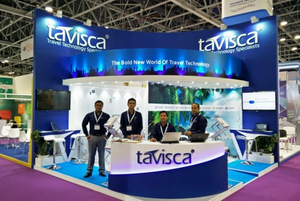 All Set To Exhibit At The Dubai ATM #Day1