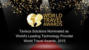 Tavisca Solutions Nominated as World's Leading Travel Technology Provider – WTA 2015