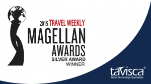 Tavisca Solutions Honored With A Magellan Silver Award, 2015