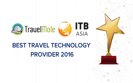 Tavisca Solutions Wins TravelMole – ITB Asia Pacific Awards 2016