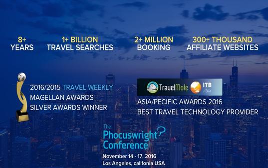 Phocuswright USA 2016, Los Angeles