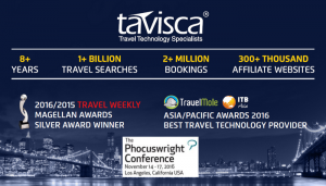 Tavisca Solutions had a Great Phocuswright Conference 2016