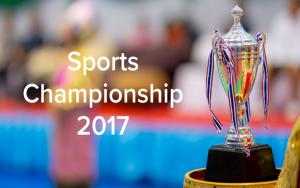 Sports championship 2017