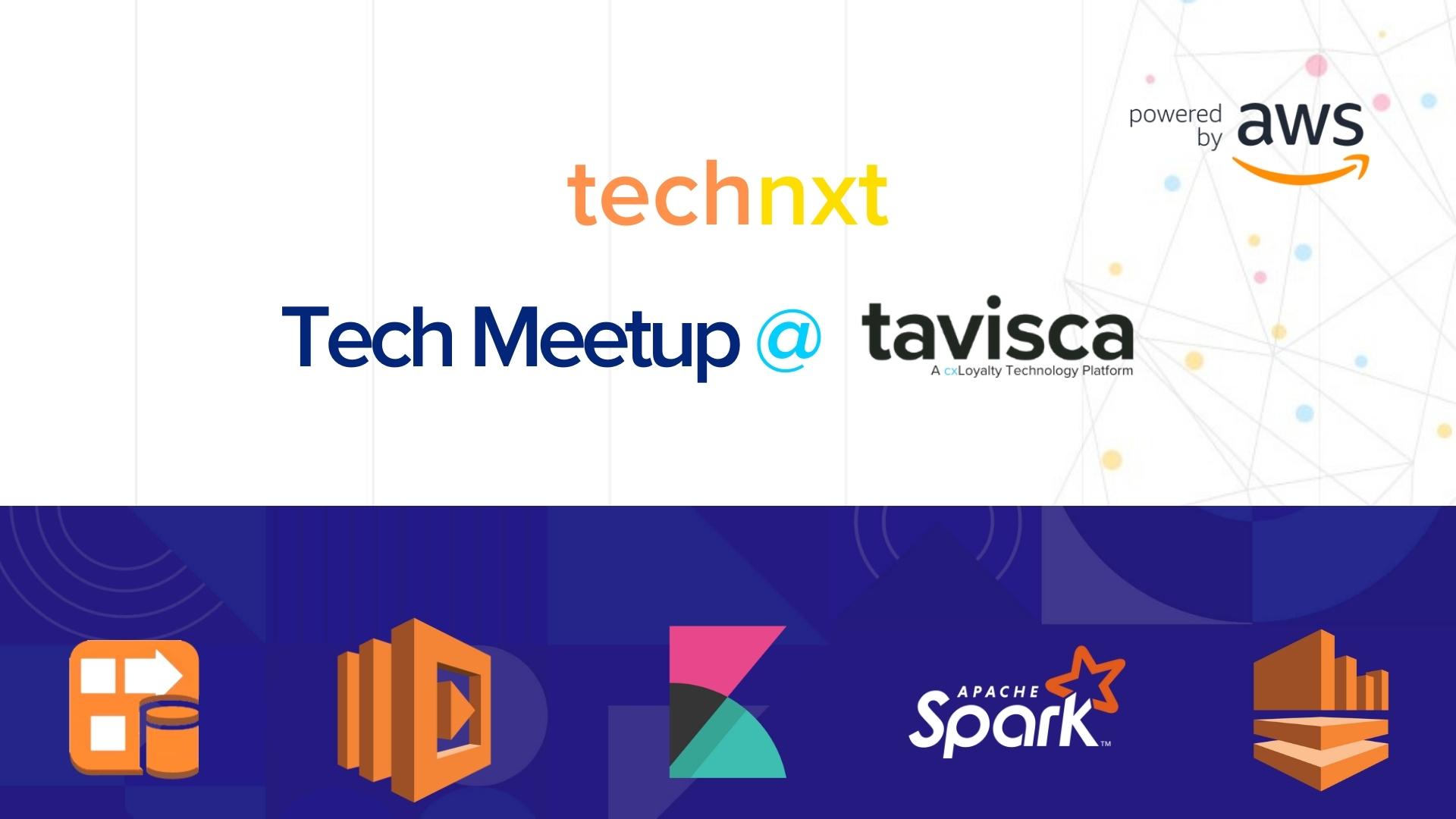 Tavisca Solutions to Host TechNxt Meetup at Pune office