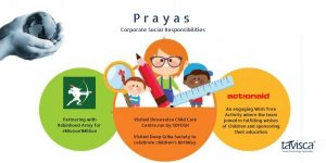 Prayas – tavisca's Endeavors for a Better Society