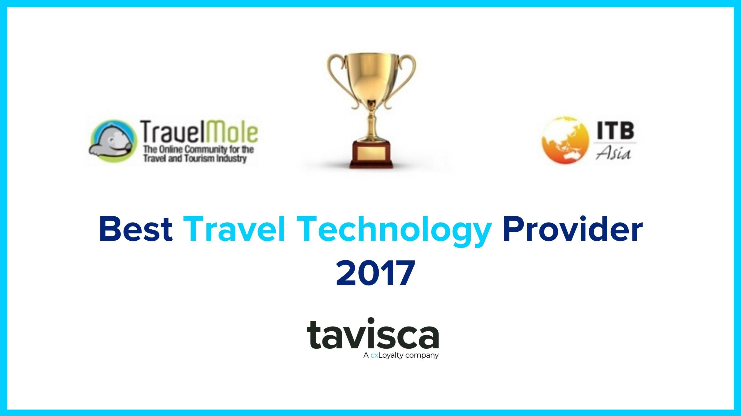 Tavisca Solutions Wins TravelMole – ITB Asia Pacific Awards 2017