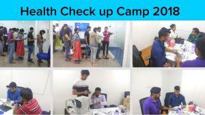 Health Check-up 2018