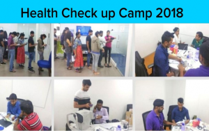 Health Check up 2018