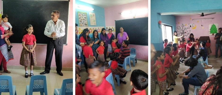 A colourful afternoon with our CSR partner The Little Hands School Yerwada Basti-3