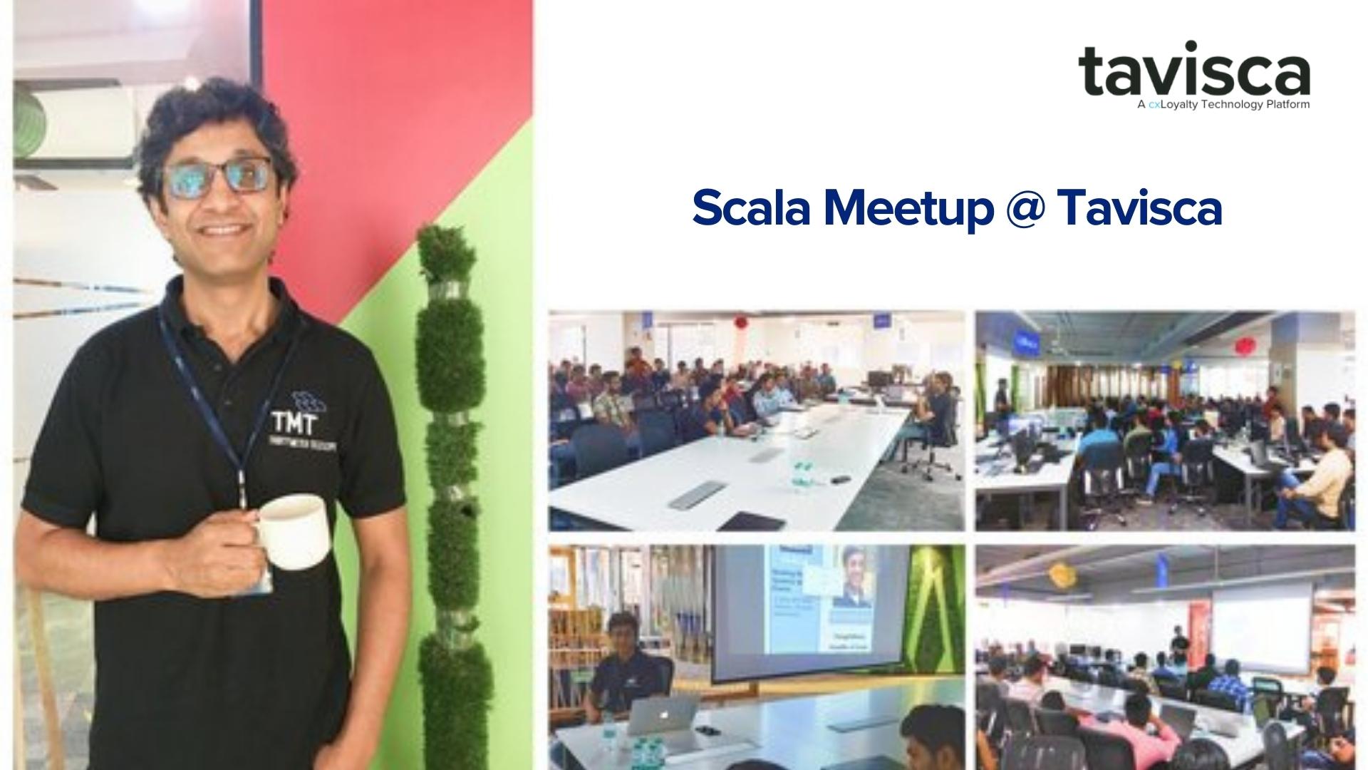 Scala meetup @ tavisca