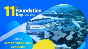 11th Foundation Day