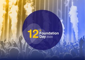 12th Foundation Day Celebrations 2020