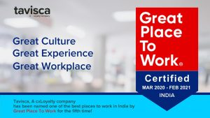 Great Place to work in India 2020