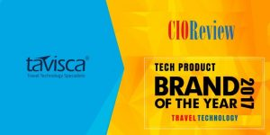 Tavisca Solutions The Tech Product Brand of the Year 2017 (CIOReview)