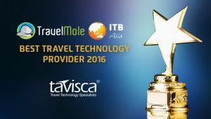 Tavisca Solutions Wins TravelMole – ITB Asia Pacific Awards 2016