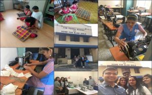 Blind School Visit