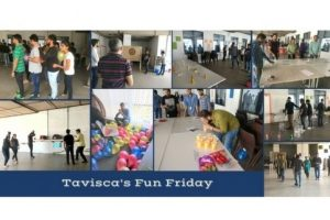 Fun Friday organized by Tavisca's Fun Committee