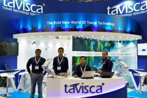 Tavisca Solutions at ATM Dubai, 2015