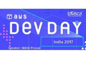 Amazon Web Services Dev Day 2017, India